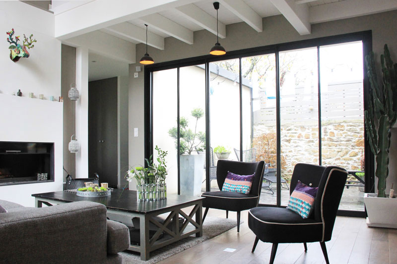 extension maison design id es de. Black Bedroom Furniture Sets. Home Design Ideas